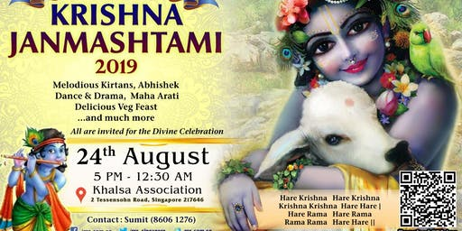 Sri Krishna Janmashtami Celebration 2019