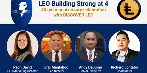 LEO Building Strong at 4