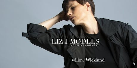 the Editorial Model Pose with willow Wicklund tickets