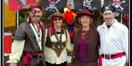 Walk Like A Pirate - Join us for a scenic walk tickets