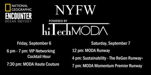 New York Fashion Week/NYFW hiTechMODA Fashion Event