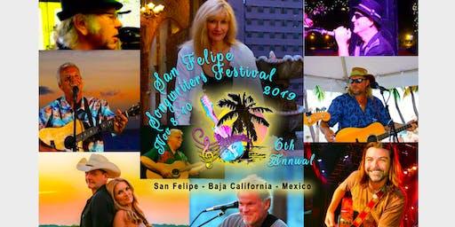6th Annual San Felipe Songwriters Festival