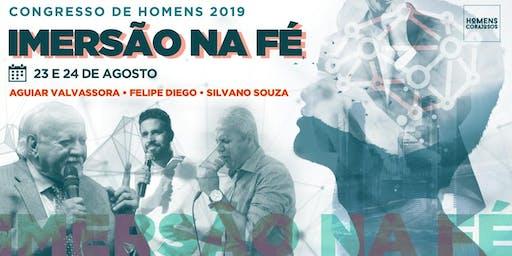 Imersão na Fé - Congresso de Homens 2019