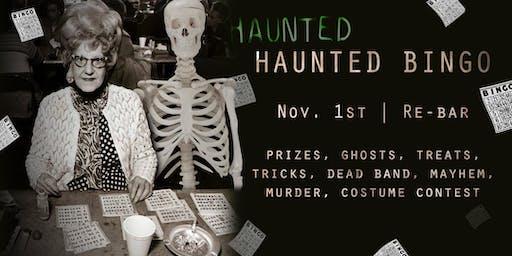 Haunted Bingo 2019