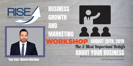 Small Business Marketing Workshop by POP LA and Rise Programs tickets