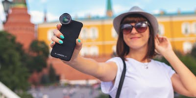 Camera confidence - learn how to present yourself and tell your story through photo, audio and video