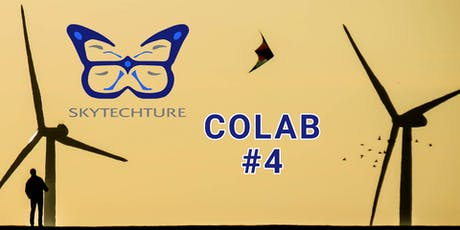 COLAB #4 = Viento x Energía x Carpintería x Textil boletos