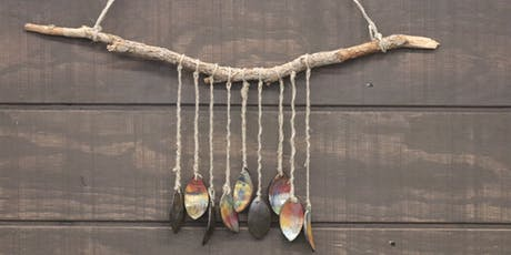 Adewole Arts Clay Kitchen @CraftedPortLA: Ceramic Wind Chimes, Learn Pottery tickets