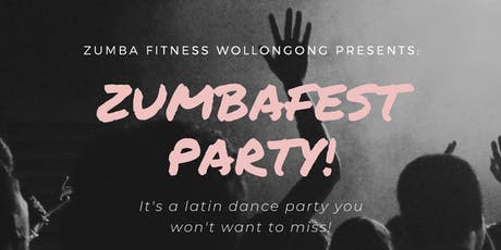 Zumbafest Party tickets