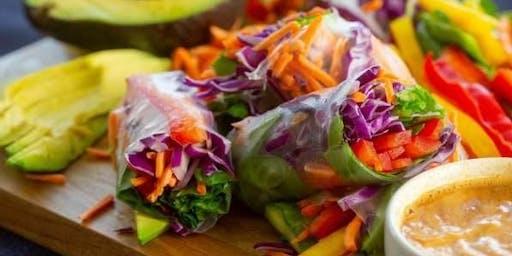 Cooking Class: Vegan Asian Cuisine
