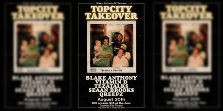 Blake Anthony EP Release Show tickets