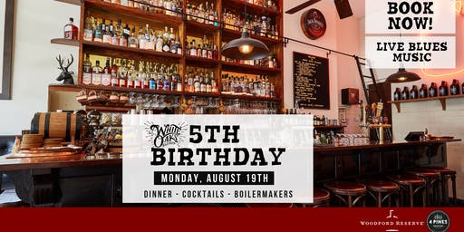 5th Birthday Celebration (White Oaks Saloon)