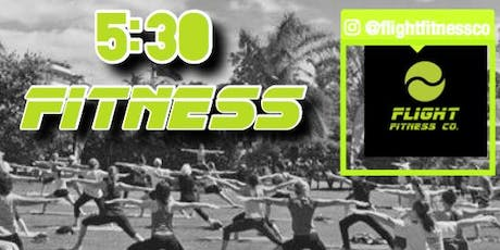 5:30 Fitness AM SESSION tickets