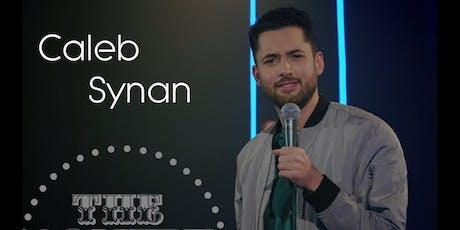 Caleb Synan - 8pm tickets