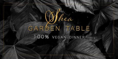 The Garden Table Vegan Dinner Party @ Western Reserve Meadery tickets