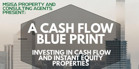INVESTING IN CASH FLOW AND INSTANT EQUITY PROPERTIES tickets
