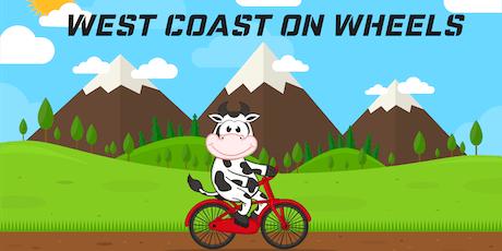 West Coast On Wheels August Adventure tickets