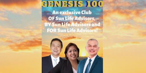 GENESIS 100