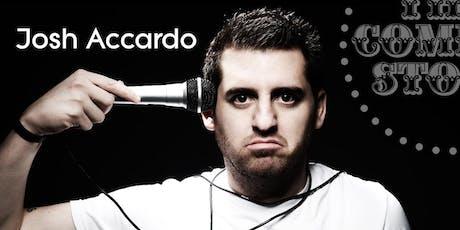 Josh Accardo - 8pm tickets