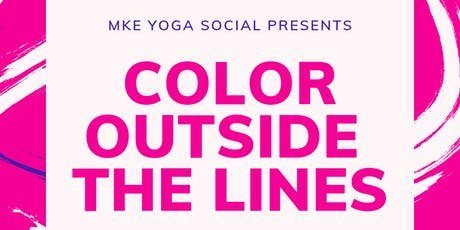 Fluidity Flow: Color Outside the Lines - Yoga and Body Painting tickets