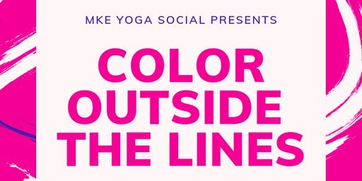 Fluidity Flow: Color Outside the Lines - Yoga and Body Painting