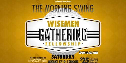 Wise Men Fellowship - Top Golf