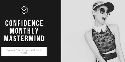 Career Confidence Monthly Mastermind