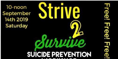Strive 2 Survive