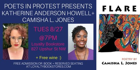Poets in Protest Presents: Camisha L. Jones + Katherine Anderson Howell tickets
