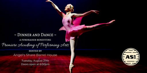 Dinner and Dance: Fundraiser for Premiere Academy of Performing Arts
