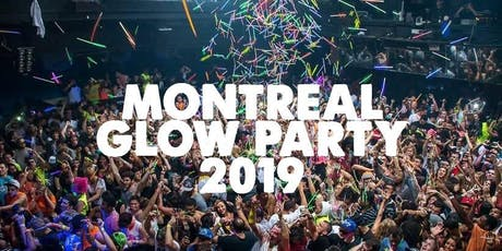 MONTREAL GLOW PARTY 2019 | SAT AUG 24 tickets