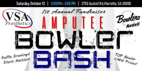 1st Annual Amputee Bowler Bash tickets