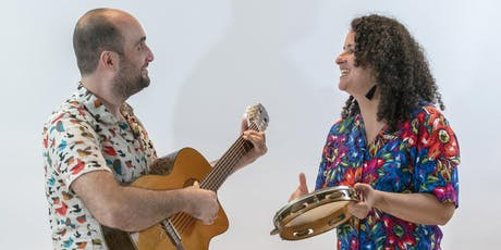 Benji & Rita: Brazilian, Jazz & Classical Traditions tickets