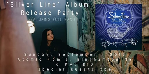 CD Release Party!