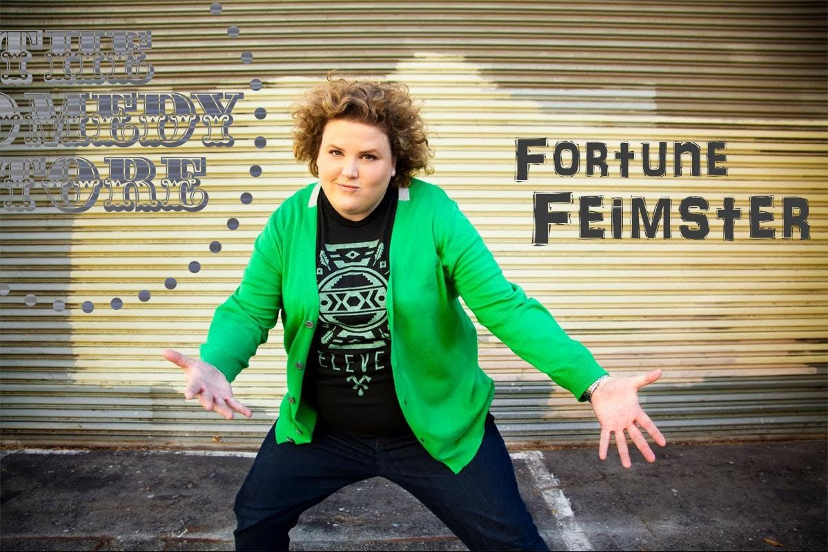 Fortune Feimster - Friday - 730pm