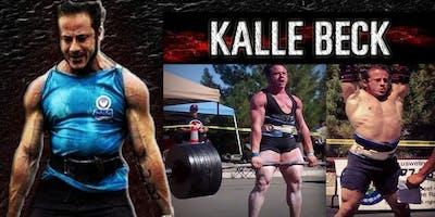 Starting Strongman Seminar with Kalle Beck