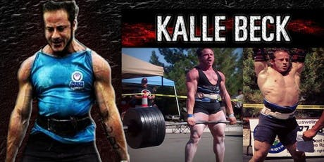 Starting Strongman Seminar with Kalle Beck tickets