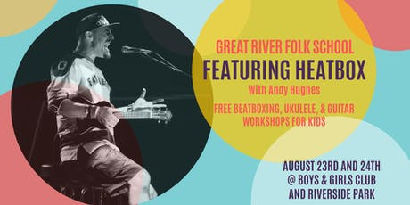 Great River Folk School tickets