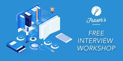 Free GEMSAS Interview Workshop - Melbourne and ASHS