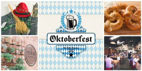 Oktoberfest at The Public Brewery tickets