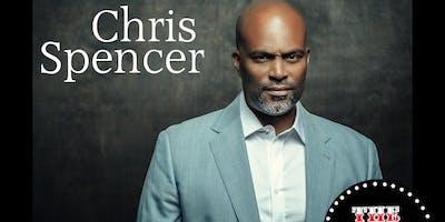 Chris Spencer - Saturday - 7:30pm