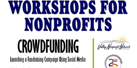 Crowdfunding - Workshops for Nonprofits tickets