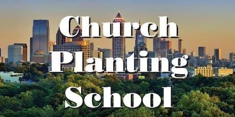 Church Planting School-Sept. '19 tickets