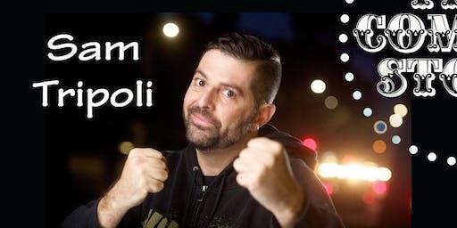 Sam Tripoli - Saturday - 9:45pm