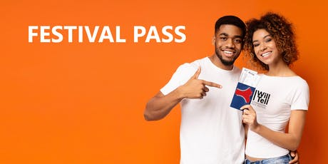 Festival Pass tickets