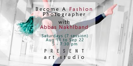 Introduction to Creative Fashion Photography tickets