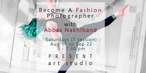 Introduction to Creative Fashion Photography