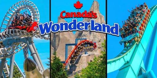 Canada's Wonderland Trip- Muslims Group