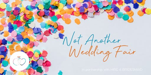 Not Another Wedding Fair - Opening Night!