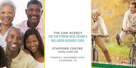 The Fun Fitness Health and Wellness Resource Expo tickets